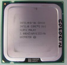 CPU PROCESSORE INTEL CORE DUO 2 E8400 3.00GHZ/6M/1333 775 64BIT 8400 SLB9J SLAPL