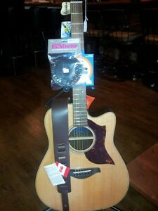 A1R Yamaha Acoustic/Electric plus a bundle of FREE accessories!