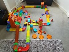 Vtech Toot Toot Train Set with electric train