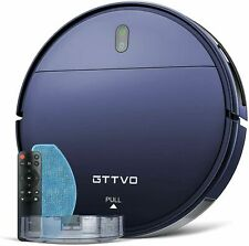 Gttvo Robotic Vacuum Cleaner Mop Smart Automatic Sweeper Robot Auto-Map Cleaner