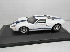 COCHE FORD GT40 GT 40 ALTAYA AGOSTINI 1/43 METAL MODEL CAR 1:43 MINIATURA MINIAT