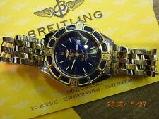Relojes de pulsera para mujeres fecha Breitling