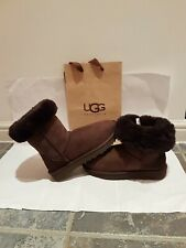 Original /girls ugg uggs boots size 4.5. Or eu 37. Brown colour. NEW