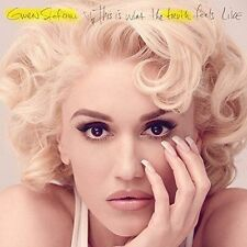 GWEN STEFANI - THIS IS WHAT THE TRUTH FEELS LIKE NEW CD