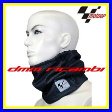 Collare antivento MOTOGP con logo MOTO GP Official originale tubolare WindProof
