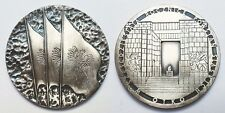 2176 POLAND WWI SILESIAN UPRISING 1919 1920 1921 AGAINST GERMANY - POLISH MEDAL