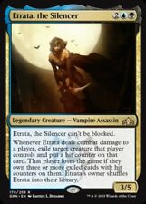 Guilds of Ravnica - ETRATA, THE SILENCER rare Magic the Gathering card