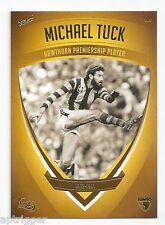 2011 Select Hawthorn Heritage Premiership Player (109) Michael TUCK
