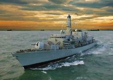 HMS MARLBOROUGH - LIMITED EDITION ART (25)