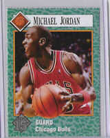 Michael Jordan Si Kids 15th Anniversary Card
