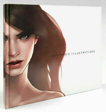 JEEHYUNG'S ILLUSTRATIONS - JeeHyung lee Marvel DC artist ART book