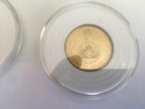 2016 $1 changeover coin circ
