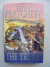 The Truth by Terry Pratchett (Hardback, 2000)