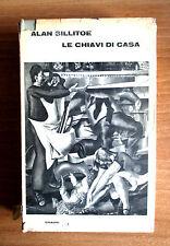 Alan Sillitoe LE CHIAVI DI CASA Einaudi 1966
