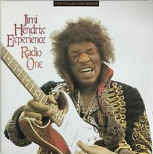 JIMI HENDRIX RADIO ONE 2 LP CASTLE COMMUNICATIONS 1989 NR MINT VINYL PLUS INSERT