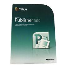Microsoft Publisher 2010 Full Version w/ Product Key Full Version