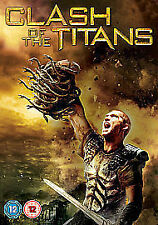 Clash Of The Titans (DVD, 2010)brand new and sealed region 2 dvd.free uk deliver
