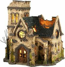 Haunted Church Dept 56 Snow Village Halloween 4036592 chapel house building A
