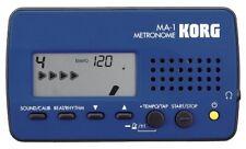 Korg Ma-1blbk - Metrónomo color azul negro 1001-x