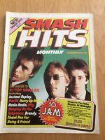 SMASH HITS December 78 Rare Issue No.2 Blondie, Jam, Costello, Donna Summer