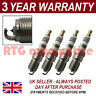 4X DOUBLE IRIDIUM SPARK PLUGS FOR FORD FIESTA V ST150 2005-2008