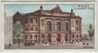 Poland Warsaw Polytechnic Institute School 100+  Y/O Ad Trade Card