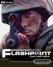 Operation Flashpoint Cold War Crisis, PC CD-Rom Game.