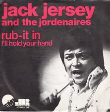 7inch JACK JERSEY rub-it in HOLLAND 1974 EX  (S0729)