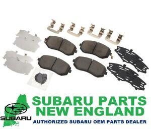 Genuine OEM Subaru Front Brake Pads Kit 26296FG010