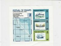 Great Britain Festival of Nat. Stamps Day1976 Sheet Mint Never Hinged ref R16749