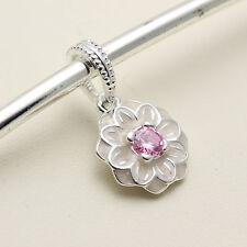 #A3R Authentic Pandora Blooming Dahlia Dangle 791829NBP Charm