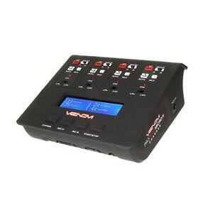 Venom Pro Quad Micro 1S 4 Channel AC/DC LiPo & LiHV Battery Charger