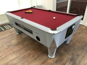 Sam Billiards Atlantic 7ft Pool Table,new Cloth