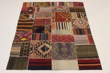 Tapis persans pour la maison en 100% laine, 200 cm x 200 cm