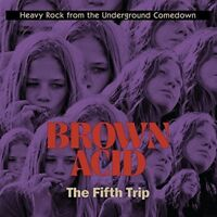 Various Artists - Brown Acid - The Fifth Trip / Various [New CD]