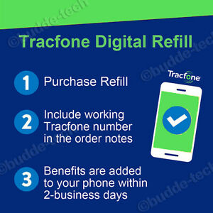 TracFone 1 Year  & 400 Minutes Service PIN # Airtime Plan BYOP Activation Phone