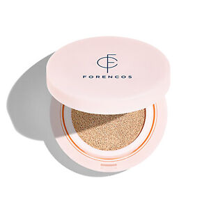 FORENCOS Bare Fitlasting Cushion 15g + Refill 15g [SPF50+/PA+++] K-Beauty