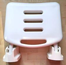"""Duschsitz, klappbar, Duschklappsitz von """"spirella"""", max.130 kg, sehr guter Zust."""