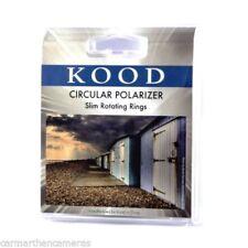 Filtres polarisant ronds Kood pour appareil photo et caméscope