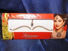 Bindi Indian Bollywood Ladies Accessories Dots Tattoo Bridal Forehead Sticker A6