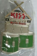 KISS COFFEEHOUSE PIN SEALED PETER CRISS DRUMS
