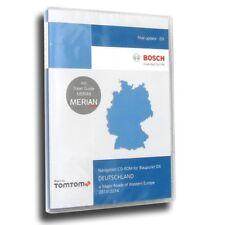 Tele Atlas Blaupunkt CD Deutschland DX 2013 2014 +MRE TomTom Mercedes Comand 2.0