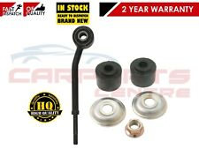 SSANGYONG REXTON 02-06 FRONT LEFT ANTI ROLL BAR STABILIZER DROP LINK and BUSHES