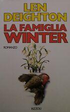 LA FAMIGLIA WINTER di Len Deighton