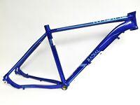 "Radial Esker 3.1 6061 Aluminum  Hardtail MTB Frame 27.5"" Disc Brakes Blue Large"