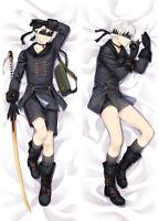 "17022 NieR Automata 2B Dakimakura Pillow Case Cover Hugging Body 41/"""