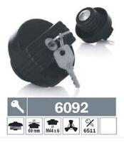 6092 TAPPO CARBURANTE+CHIAVE SAAB 9.3 9.5 900 TURBO 16V CD E CS TURBO