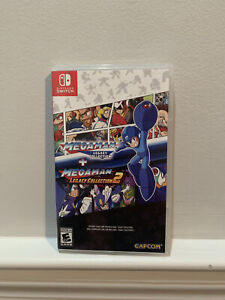 Megaman Legacy Collection Switch
