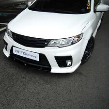NEFD K35s Version Front Lip for KIA Forte (Cerato) Koup (Coupe) 09-13