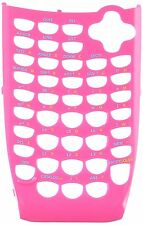Face Plate For Texas Instruments TI-84 Plus Silver Edition Calculator Pink